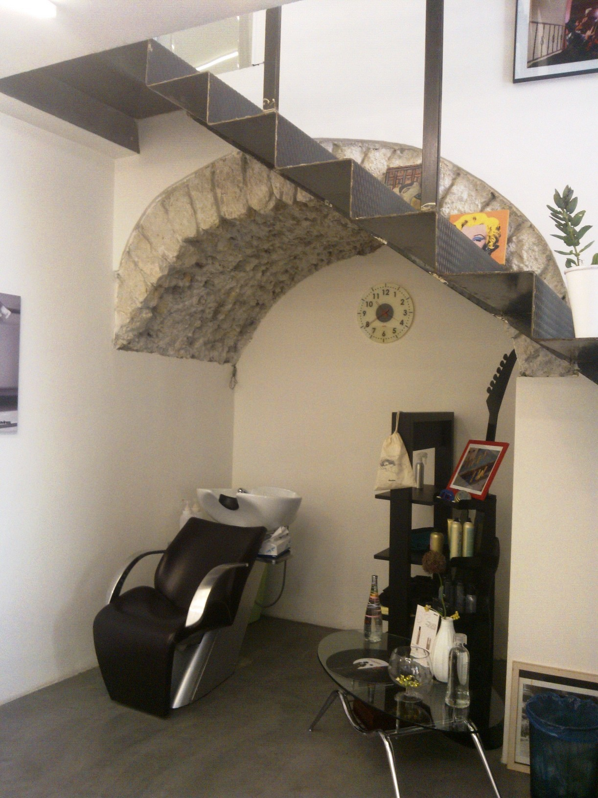 Nicotra Hair Space